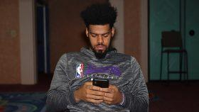 Lakers guard Quinn Cook