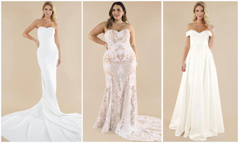 Showpo wedding dresses