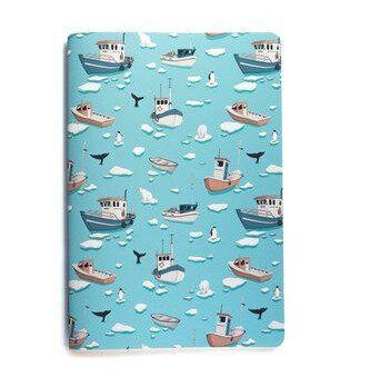 "<a href=""https://www.etsy.com/ca/listing/642119036/arctic-notebook-customizable-arctic"" target=""_blank"">Customizable Arctic notebook, $12.50, Knuffel Online from Etsy</a>"