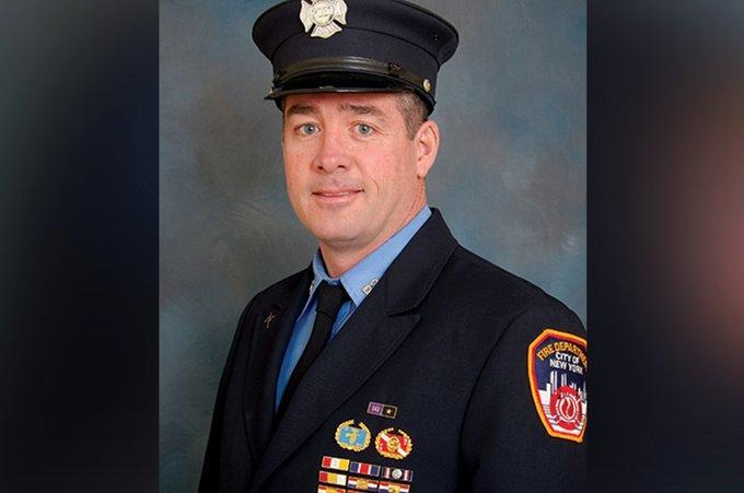 Firefighter who found brother in rubble dies of 9/11-linked cancer