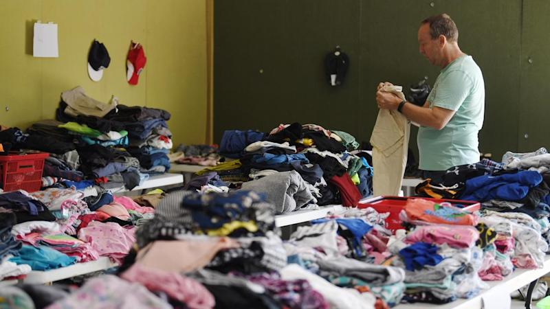Taree residents have donated clothing, food and pet supplies to victims of devastating bushfires