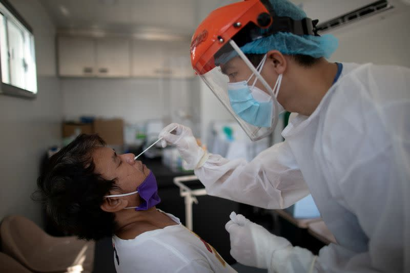 Philippines reports 42 new coronavirus deaths, biggest daily rise since April