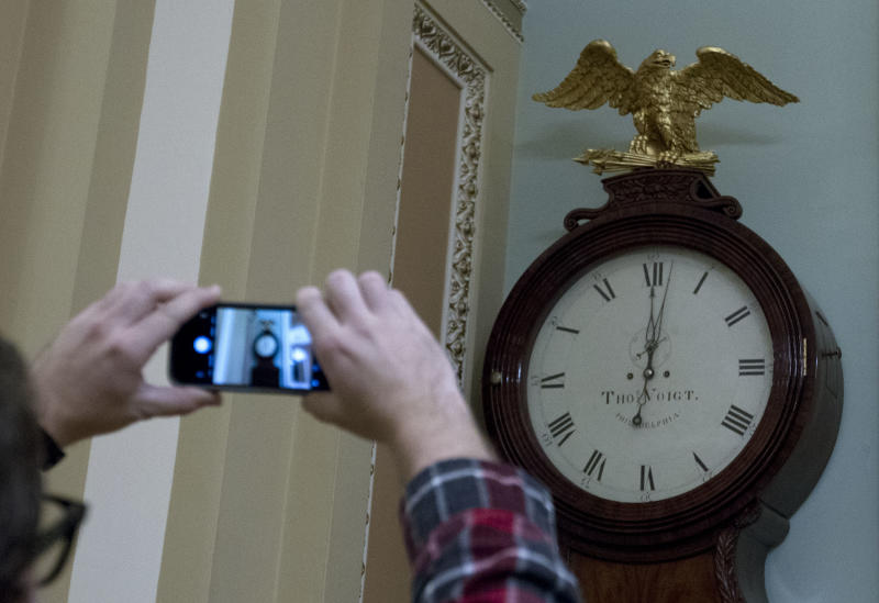 Again? Yup. What to know about the overnight budget shutdown