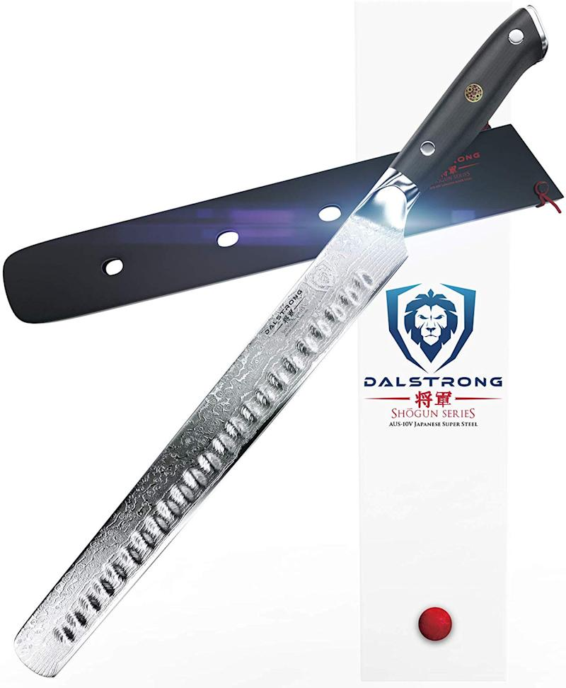 "Dalstrong Slicing Carving Knife - 12"" - Shogun Series. (Photo: Amazon)"