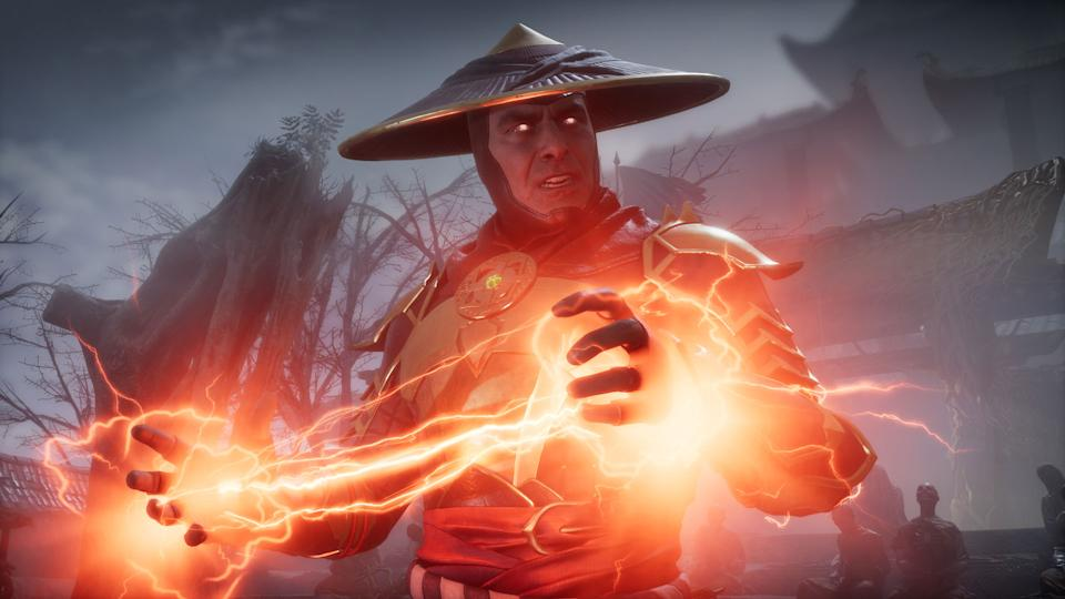 Raiden and his lightning powers have appeared in every Mortal Kombat game