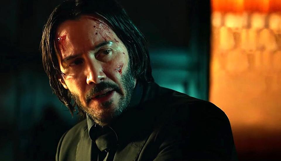 <p>Keanu Reeves's second go-round as stylish assassin John Wick may not boast the same narrative urgency as its 2014 predecessor, but it makes up for that with a bounty of blistering action set-pieces, which involve not only chaotic shootouts and rugged hand-to-hand skirmishes, but also some concussive vehicular mayhem. —<i>N.S.</i> (Photo: Summit)<br><br></p>