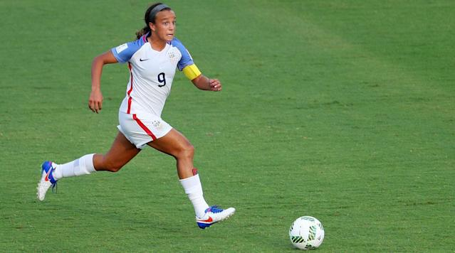 On Monday night, SI.com broke the news that 18-year-old Mallory Pugh, the most coveted teenager in U.