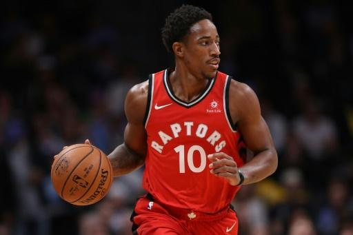 <p>DeRozan delivers career-best performance with 52 points</p>