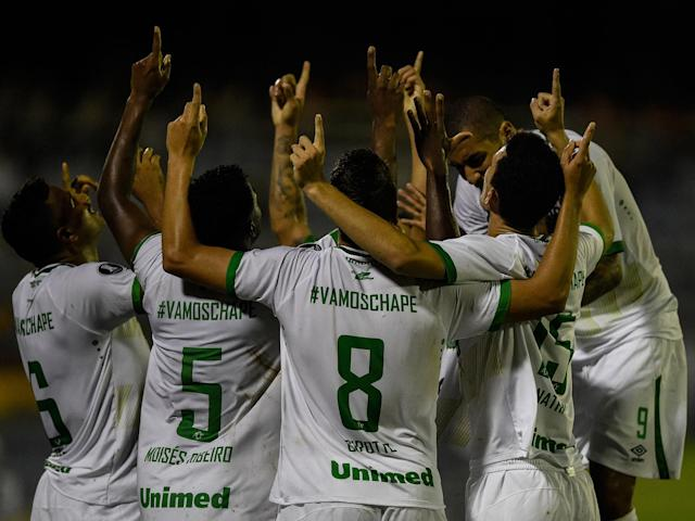 Uruguayan club fined $80,000 and has fans banned after taunting Chapecoense about plane crash