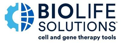 Cell and gene therapy tools. (PRNewsfoto/BioLife Solutions, Inc.)