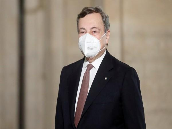 Italian Prime Minister Mario Draghi (Credit: Reuters Pictures)