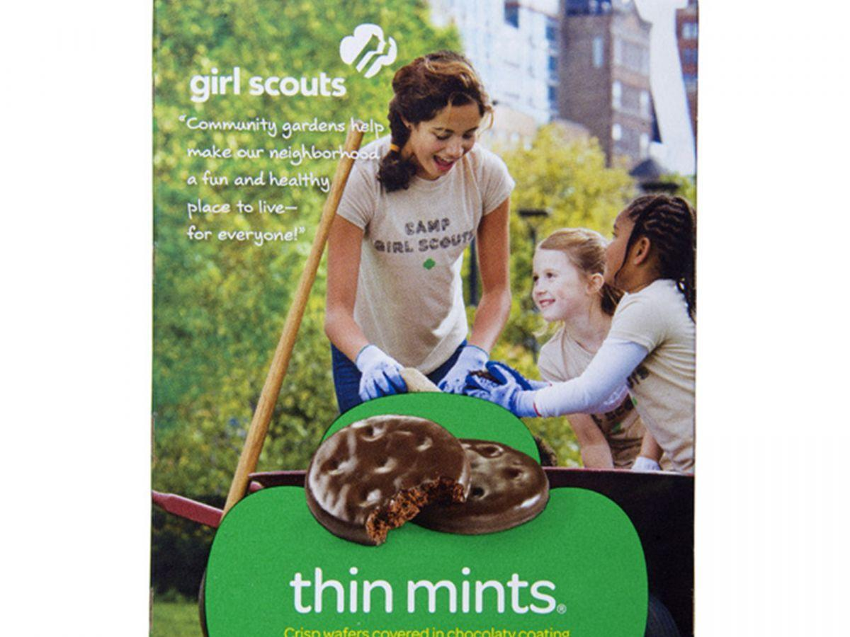 AOC Was A Girl Scout, So Now Conservatives Are Boycotting Thin Mints