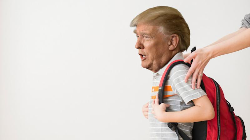 Twitter Imparts Some Presidential Wisdom With #TrumpBackToSchoolTips