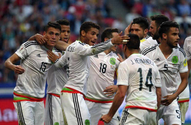 El Tri has a talented core that could lead the country to great heights, but the window may not be open for very long. (Getty)