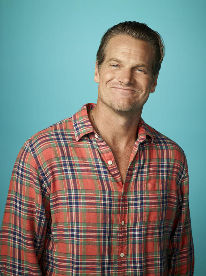 "Brian Van Holt stars as Bobby  in ""Cougar Town."""