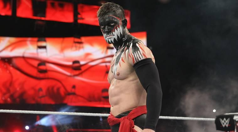 Finn Balor, Finn Balor news, Finn Balor WWE, WWE Balor, WWE SmackDown, AJ Styles, Jinder Mahal, Survivor Series sports news, Indian Express