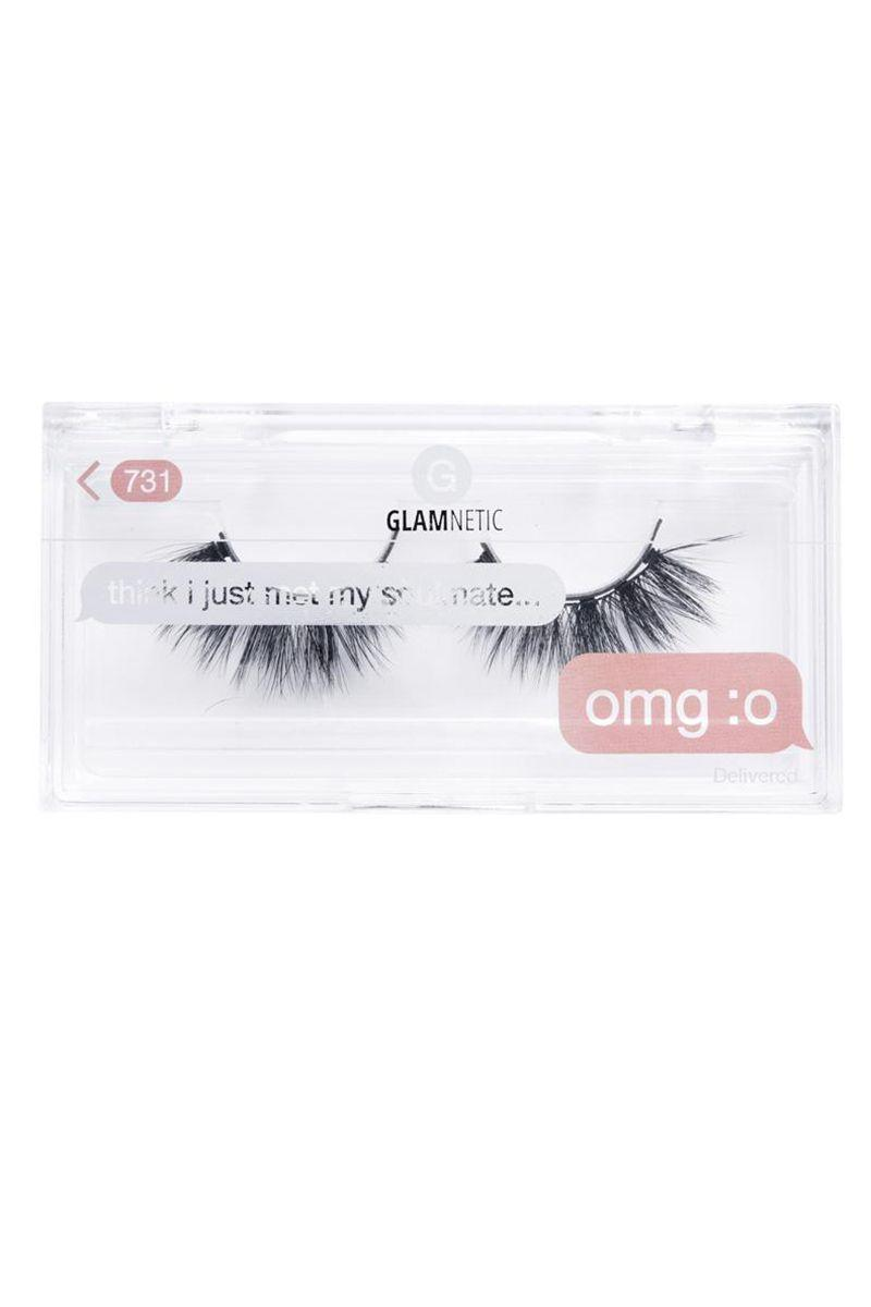 "<p><strong>OMG</strong></p><p>glamnetic.com</p><p><strong>$29.99</strong></p><p><a href=""https://glamnetic.com/collections/faux-mink-magnetic-lash/products/omg"" rel=""nofollow noopener"" target=""_blank"" data-ylk=""slk:Shop Now"" class=""link rapid-noclick-resp"">Shop Now</a></p><p>Magnetic lashes are 40% off from November 23rd to November 29th using code ""OMG40,"" then 50% off the site November 30th through December 1st with code ""WTF50.""</p>"