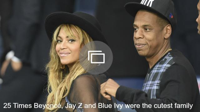 bey and jay family slideshow
