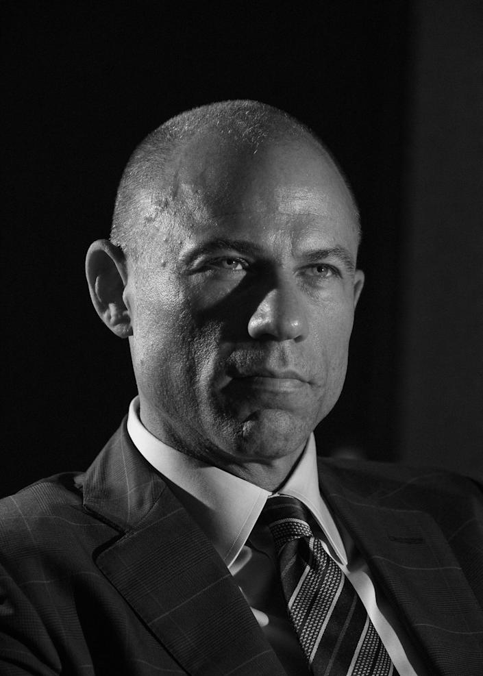 Michael Avenatti believes the only way to beat a bully is to be one