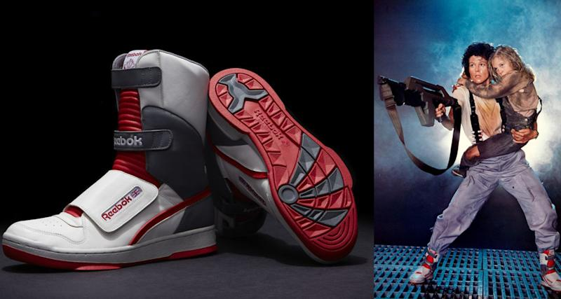 Reebok Facing Backlash Over Alien Day Ripley Trainers e7db95110