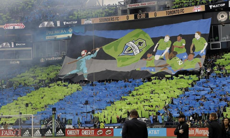 Seattle is host to a passionate base of MLS fans
