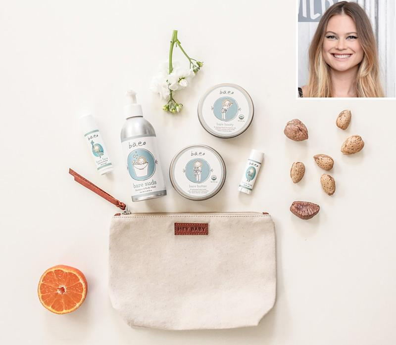 The One Baby Product Line Behati Prinsloo Loves So Much, She Uses It Herself