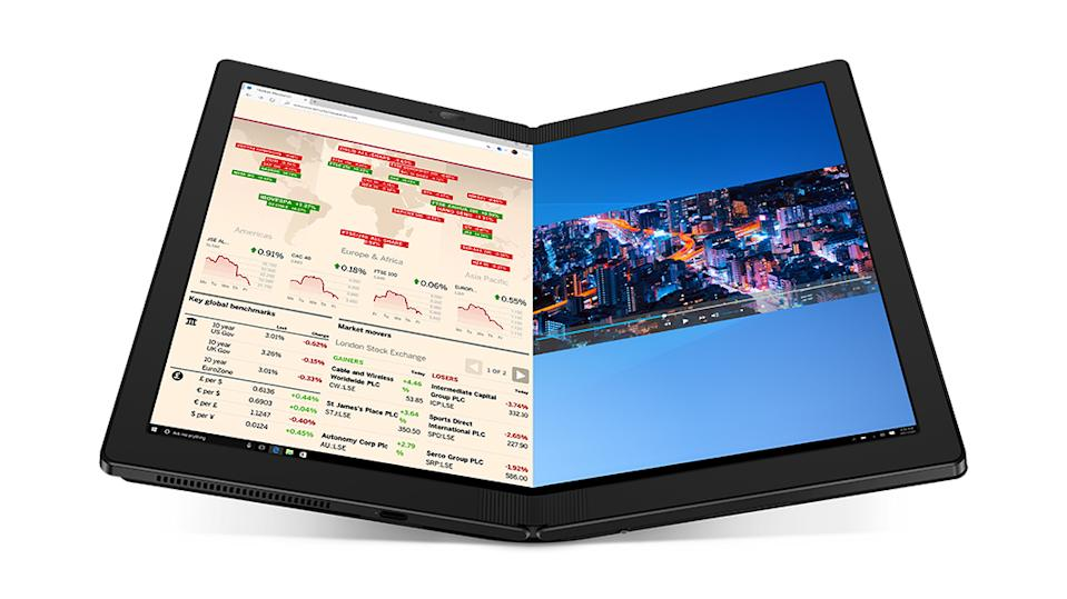 Lenovo Thinkpad X1 Fold. (PHOTO: Lenovo)