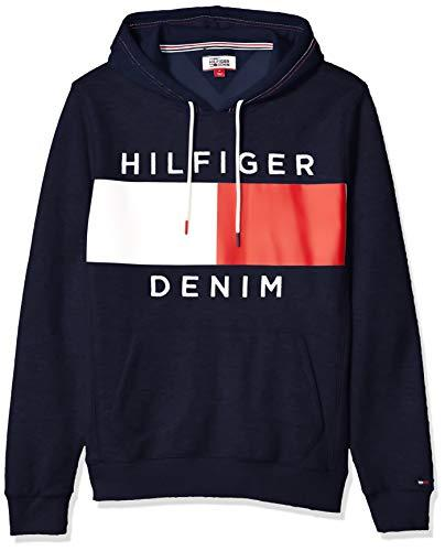 Tommy Hilfiger Men's THD Hoodie Sweatshirt (Amazon / Amazon)
