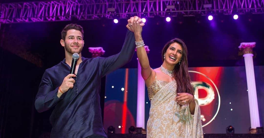 <p>Priyanka Chopra and Nick Jonas' wedding </p>