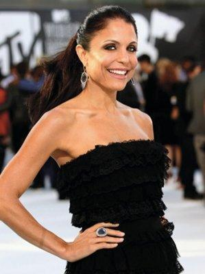 Would you want a Bethenny-inspired ponytail? Photo by Getty Images