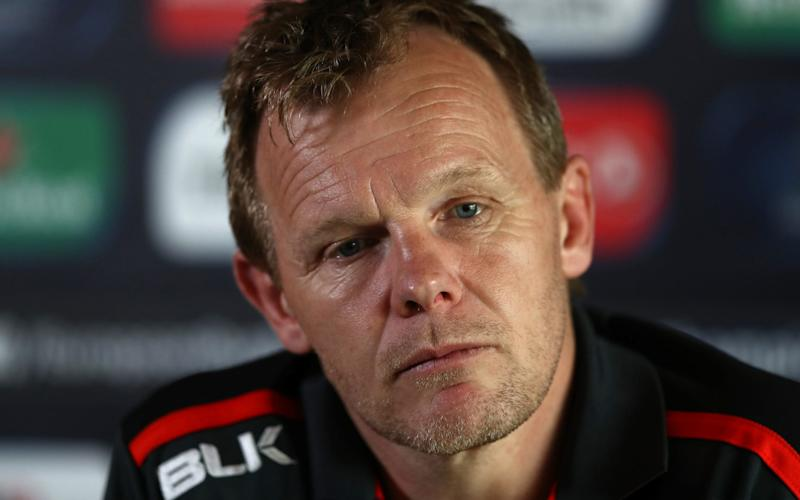 Mark McCall fears for the future of domestic rugby - Getty Images Europe