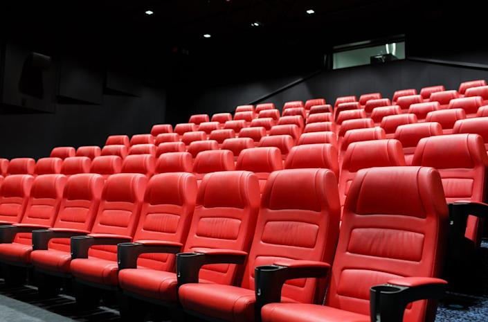 It's currently unclear if theaters will even function in the same way when they eventually reopen and if people will be able to — or want to — sit right next to strangers again.