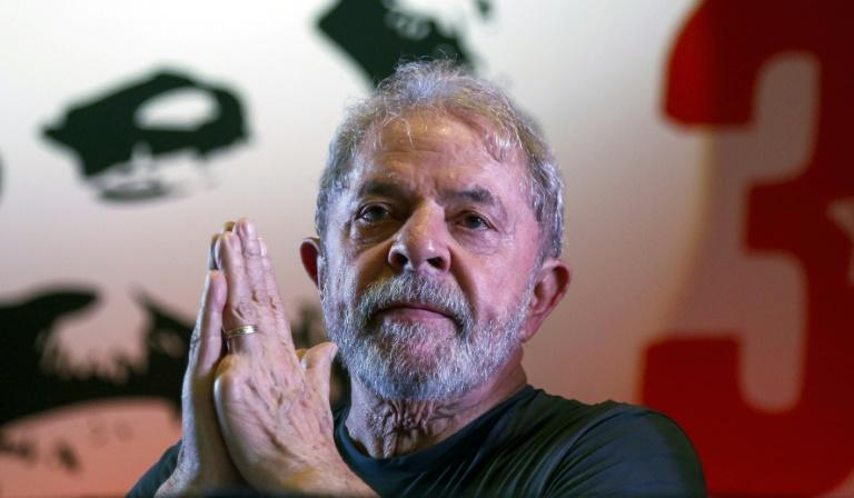 Campaign Caravan of Brazil's Lula Shot At, No One Hurt