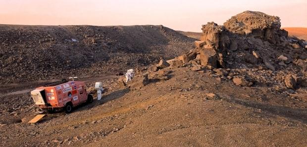 (PHOTO: Haughton-Mars Project)