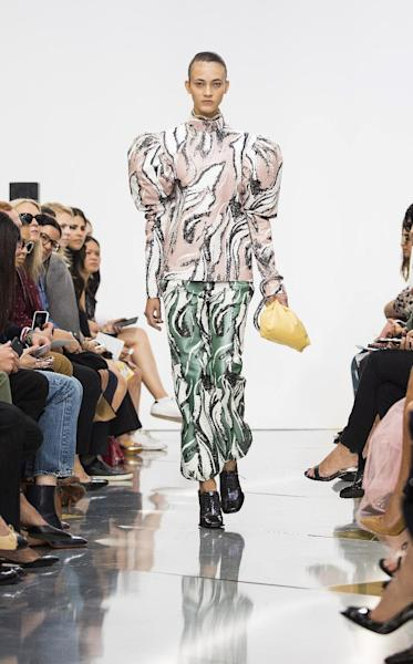 J.W. Anderson collection during the Spring / Summer 2016 London Fashion Week