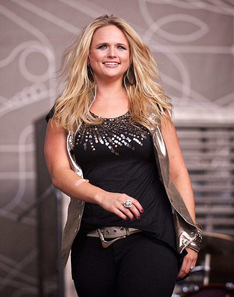 "November 10: Miranda Lambert turns 27 David Bergman/<a href=""http://www.gettyimages.com/"" target=""new"">GettyImages.com</a> - July 5, 2010"