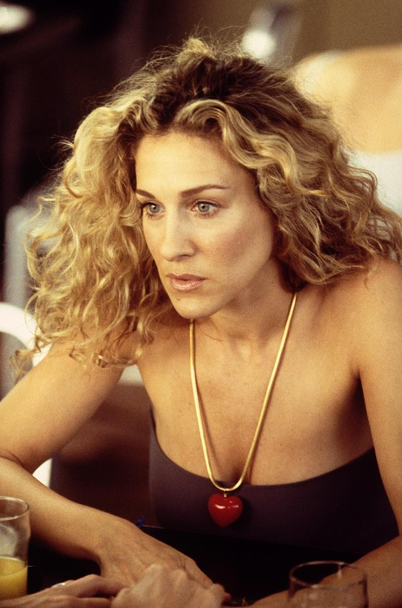 A Love Letter to Sarah Jessica Parker's Curls