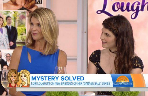'Today' Digs Up 2017 Interview With Lori Loughlin and Her College-Bound Daughter