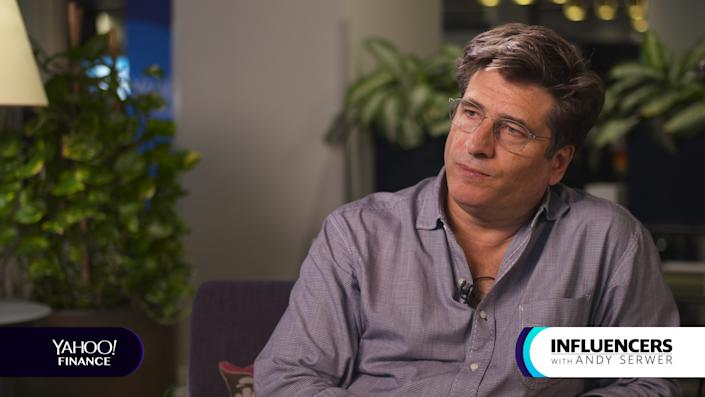 Venture capitalist John Borthwick appears on Influencers with Andy Serwer.