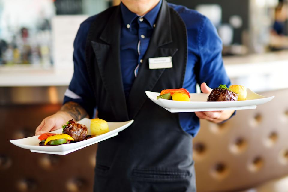 Food Services and Accommodation Industry needs more workers. Source: Getty.