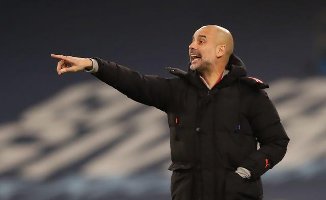 Guardiola says he does not relax much