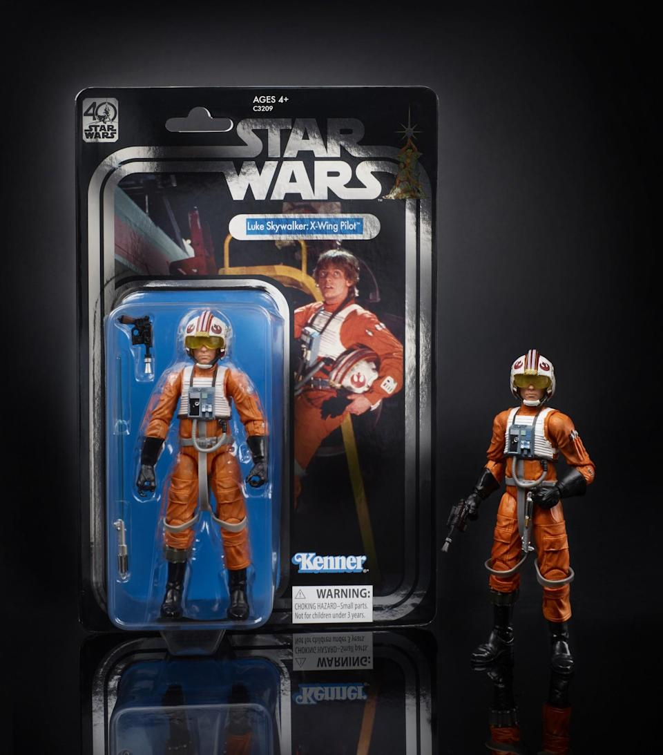 <p>This figure will only be available to attendees of April's Star Wars Celebration in Orlando. (Photo: Hasbro) </p>