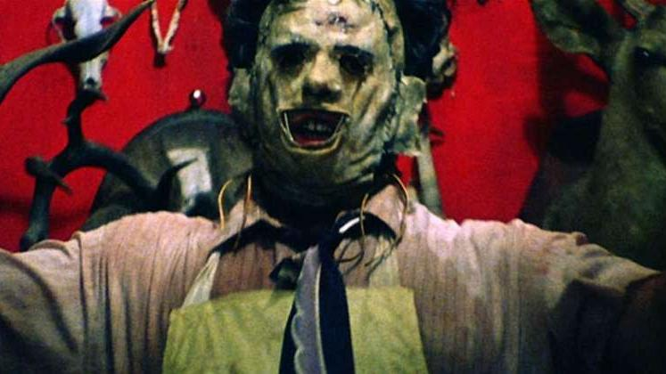 Leatherface lived in a house full of gruesome interior design in 'The Texas Chainsaw Massacre'.