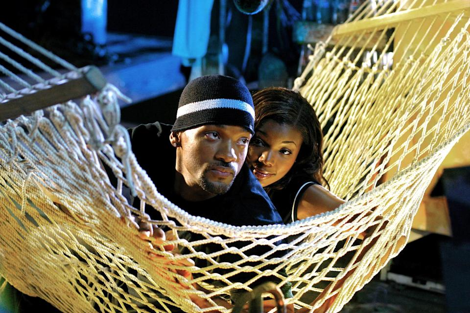 """<p>What, you haven't seen <em>Bad Boys 2</em>? Stop what you're doing and hop to it! The second installment in Michael Bay's game-changing <em>Bad Boys</em> franchise was 100 times better than the first, thanks in large part to Gabrielle Union joining the cast. Her chemistry with lead actors Martin Lawrence and Will Smith is palpable. Honestly, watching this movie is a reminder that Union is, in fact, aging backward. What makes this movie a standout is how it incorporates Miami as a character—the movie is an almost guided tour of the gorgeous sun-drenched city (and Cuba). — <em>Brionna Jimerson, social media manager</em></p> <p><a href=""""https://www.amazon.com/Bad-Boys-II-Martin-Lawrence/dp/B000O15XBG/ref=sr_1_1?dchild=1&keywords=Bad+Boys+II&qid=1592941732&s=instant-video&sr=1-1"""" rel=""""nofollow noopener"""" target=""""_blank"""" data-ylk=""""slk:Stream on Amazon Prime Video"""" class=""""link rapid-noclick-resp""""><em>Stream on Amazon Prime Video</em></a></p>"""
