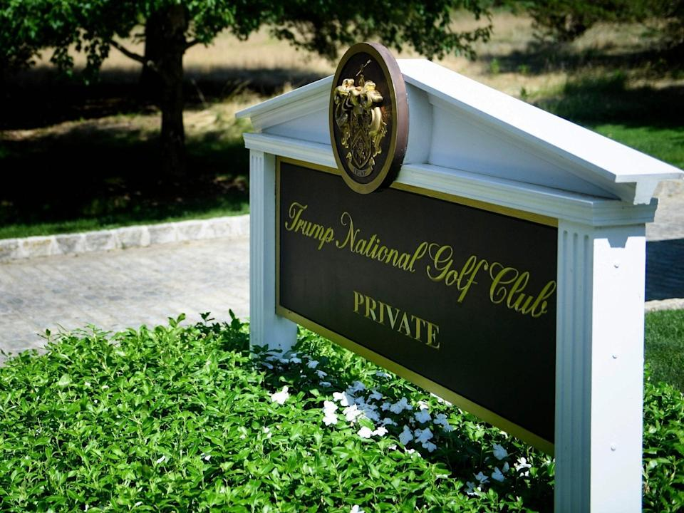 The spring 2017 meeting was held at the Bedminster golf course in New Jersey