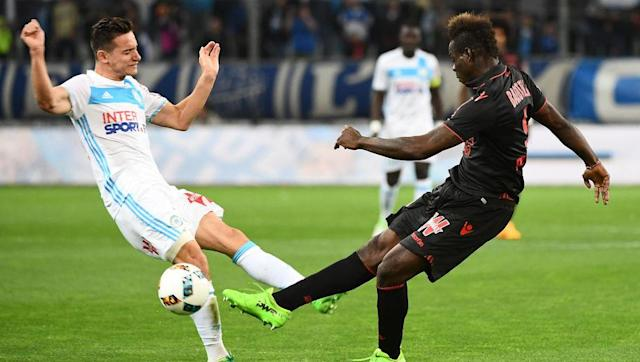 <p>There is never a dull moment when Balotelli is around. He is currently playing with French side Nice, where he scored 15 goals in his first season. </p> <br><p>The striker had spells in England with Manchester City, where he lifted the FA Cup and Premier League, and with Liverpool, where he failed to win over the Anfield faithful.</p>