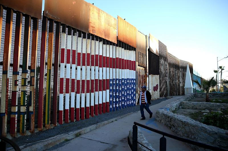Donald Trump said unless he makes the border wall with Mexico 'super-duper,' it will cost less than $10 billion, far lower than most estimates: Justin Sullivan/Getty Images