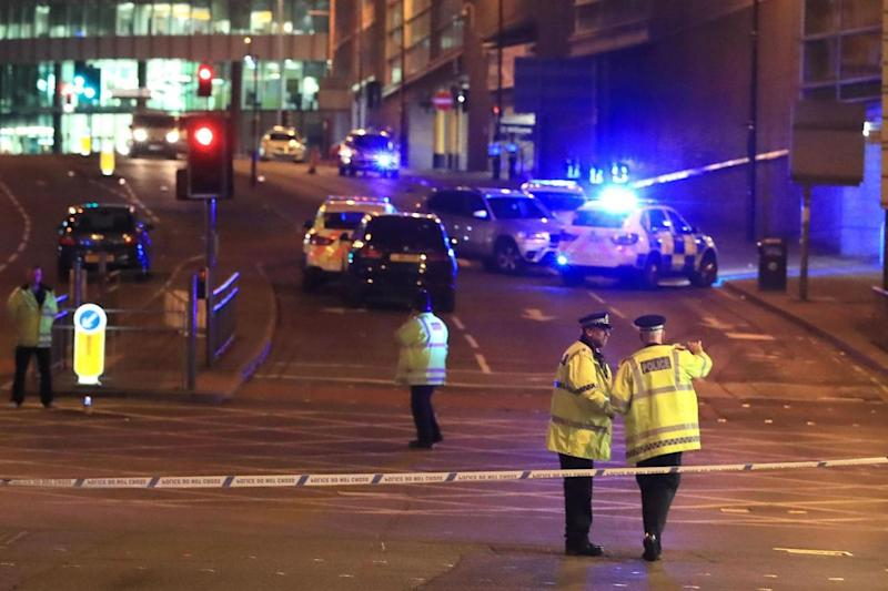 The Manchester Arena bombing killed 22 in May 22 last year (PA Wire/PA Images)