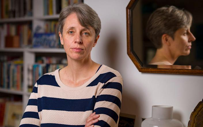 Prof Kathleen Stock, whom student activists have claimed is guilty of 'transphobia'