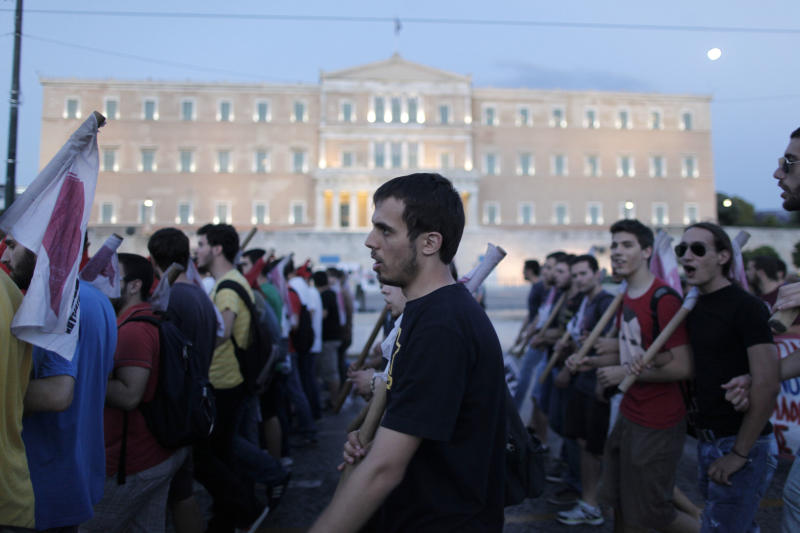 Daily protests clogging Greek capital, say police